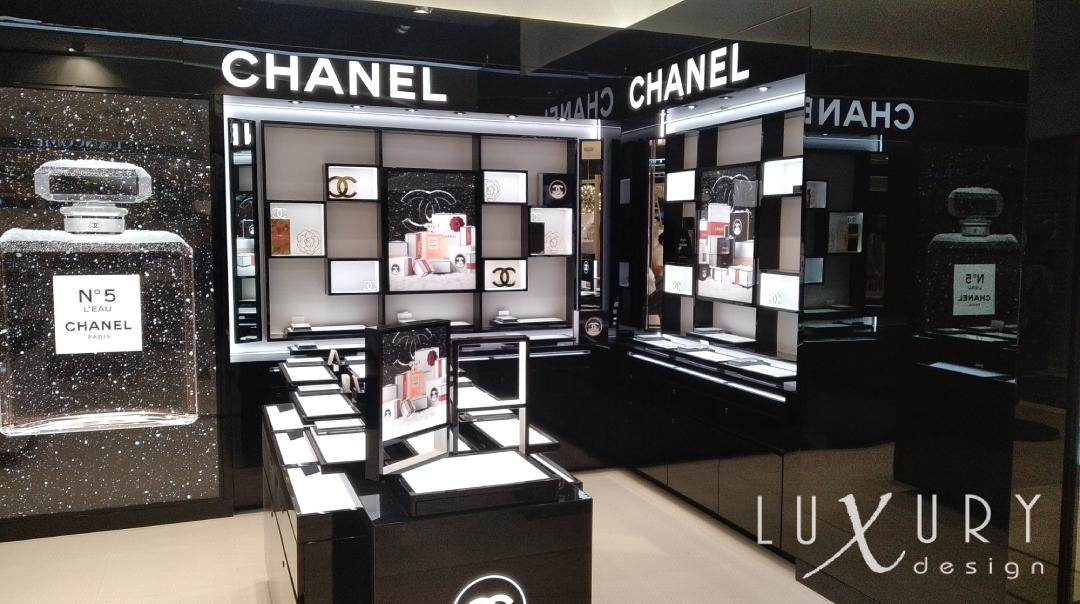 Chanel Angeolopolis Puebla