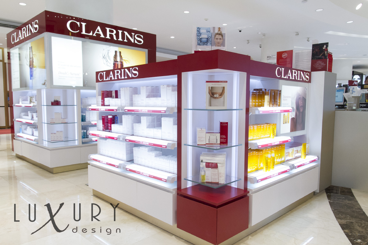 Clarins Luxury Avenue Cancún