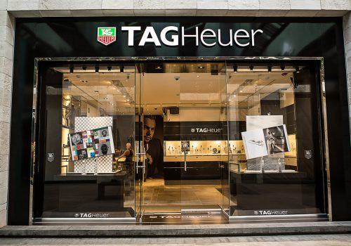 Tag Heuer Fashion Harbour